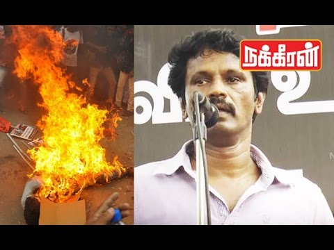 Cheran-speaks-about-Self-immolation-Cadre-Vignesh-Cauvery-Issue
