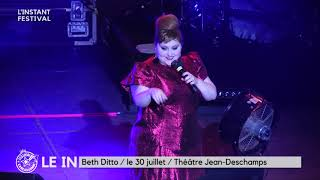 BETH DITTO - Festival Carcassonne 2018