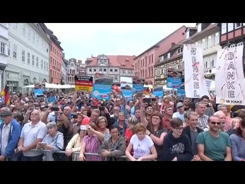 Umfragen in Sachsen, Sachsen-Anhalt, Thüringen: CDU v ...