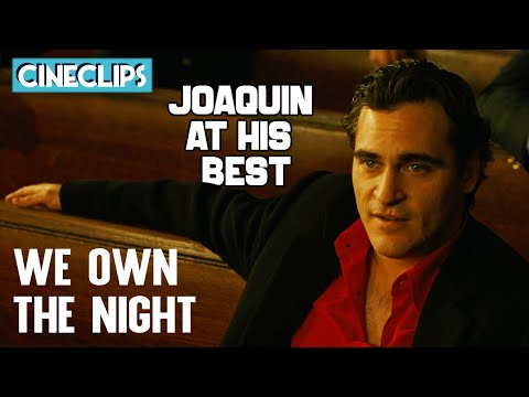 Joaquin Phoenix's Most Underrated Role | We Own The Night | CineClips