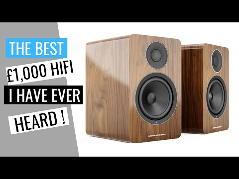 Acoustic Energy AE1 Active Speaker Review - The best £1k Hifi system available?