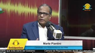 Marte Piantini explica la razón de su candidatura a la vicepresidencia del PRM