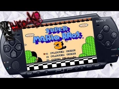 Super Mario Bros 3 para PSP sin emulador (CSO) mas link de descarga (MEDIAFIRE) ᴴᴰ:  Linkhttp://adf.ly/W4agRMusic by audionautix.com