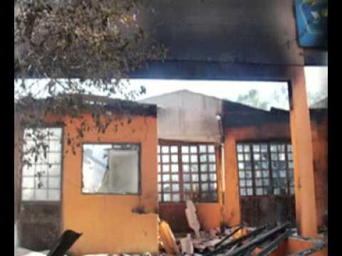PINHEIRINHO DO VALE/RS: Mercado Rodrigues é destruído pelo fogo. Proprietário fala do ocorrido.