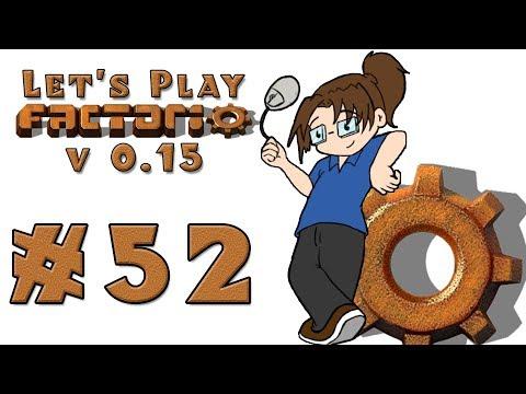 Let's Play: Factorio v15 -- Also Rail World! -- Episode 52