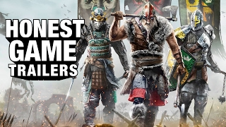 Download Youtube: FOR HONOR (Honest Game Trailers)