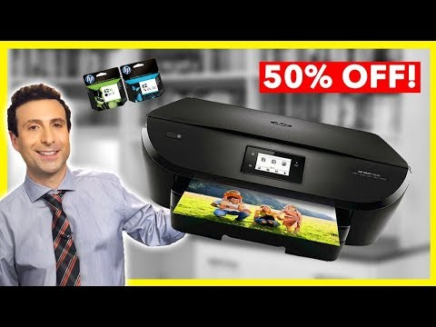 Best Wireless All-in-one Printer Deal of 2018 (WIFI & Airprint!)