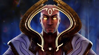 Smite - A New King Takes the Throne: Olorun God Teaser Trailer by GameTrailers