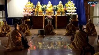 [LIVESTREAM]Thích Nhật Từ hướng dẫn thiền Vipassana sau thời tụng kinh sáng Ngày 05-06-2018