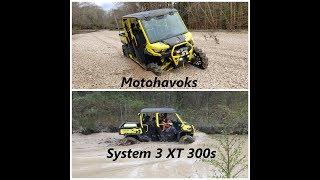 """7. Swapping 33"""" EFX Motohavoks for 33"""" System 3 XT 300s - 4k"""