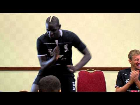 Have You Got Moves Like Mamadou?