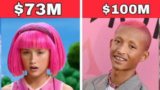 The Most Rich Famous Kids In The World