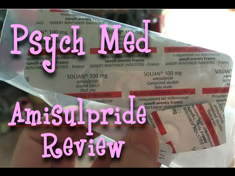 Psych Med Amisulpride Review | New Trimming Dog-Style | DreammyRainbow