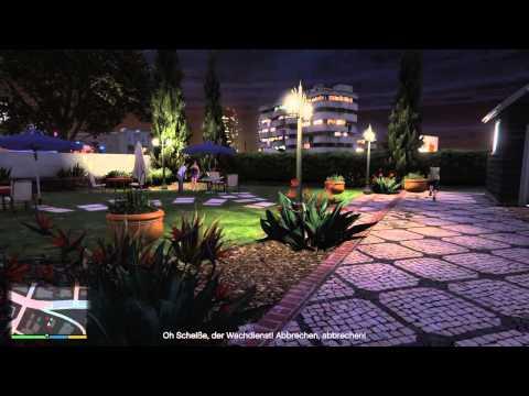Grand Theft Auto V Das Sexvideo