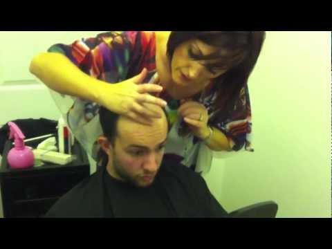 Steve's Hair Loss Blog 4 – New Hair System, New Hairstyle, New Hair Salon