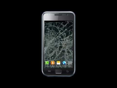 Video of Broken Glass Live Wallpaper