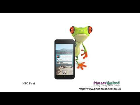 HTC First Facebook Phone Deals & Review by Fidel