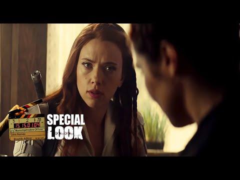 Black Widow Special Look (2020) |  Scarlett Johansson, Robert Downey Jr/ Action Movie HD