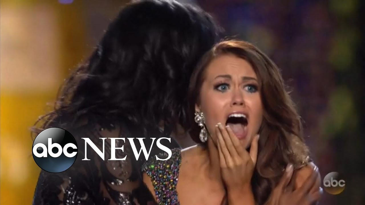 Catching up with the newly-crowned Miss America Cara Mund live on