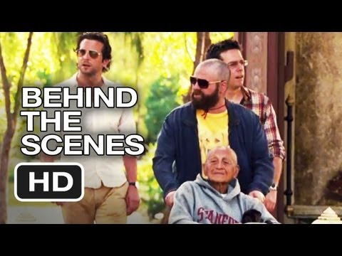 The Hangover Part 2 Movie - Official Behind the Scenes  #2 (2011)