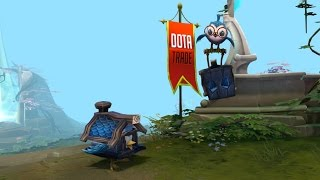 Originally can be found in Treasure of the Summit's Roost chest as additional Rare Drop.This treasure was made for the The Summit 3. 10% of every purchase goes towards the tournament's prize pool.http://dota-trade.com - all about trade in Dota 2, items, sets, screenshots, videos and moreFacebook: http://facebook.com/dotatradeTwitter: http://twitter.com/dota_tradeVkontakte: http://vk.com/dota_tradeYouTube: http://youtube.com/dota2itemstradeSteam: http://steamcommunity.com/groups/dotatradecom
