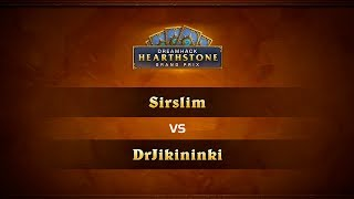 Sirslim vs DrJikininki, game 1