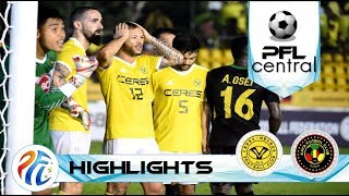 Video Ceres Negros 0-2 Kaya Iloilo | Highlights | May 12 | PFL 2018 | PFLcentral MP3, 3GP, MP4, WEBM, AVI, FLV September 2018