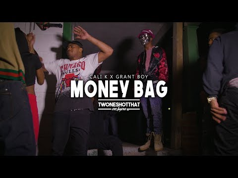 Cali K x Grant Boy - Money Bag | Official Music Video | TWONESHOTTHAT™