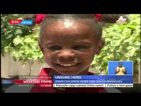 Shujaa Woman: Woman makes a decision not to give birth but take care of abandoned children