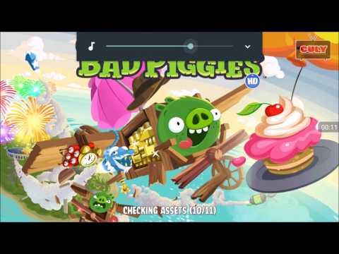 Chơi Bad Piggies đàn heo siêu quậy - cu lỳ chơi game lồng tiếng vui nhộn funny gameplay - Thời lượng: 10:02.