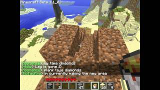 I was going through my Fraps folder and found some old videos from my beginning days of trolling. Pouring the lava inside of the...