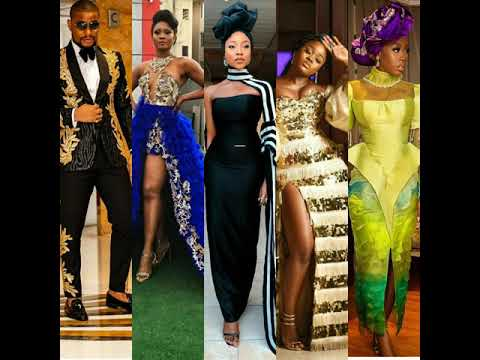 All The Stunning  Photos  From The Bling Lagosians  Movie Premiere . CeeC, Alexx Ekubo Stole  The