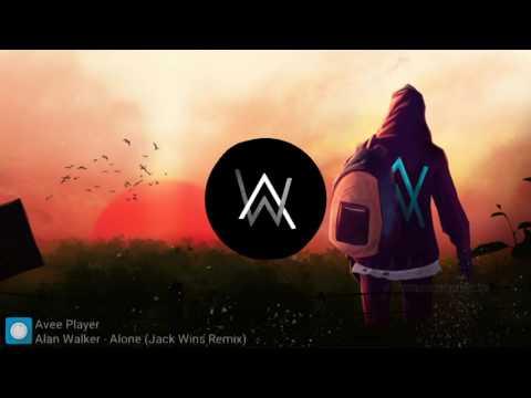 Alan Walker Alone - (Jack Wins Remix)