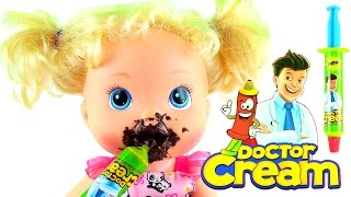 Video Baby Alive Hasta Doctor Cream Yardıma Geliyor MP3, 3GP, MP4, WEBM, AVI, FLV November 2017