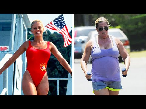 Baywatch (TV Series) Cast: Then and Now