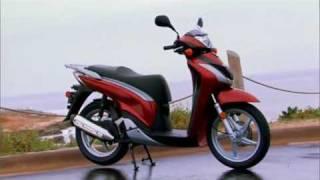 4. Honda 2010 SH150i Scooter Review - Scootmagazine.com