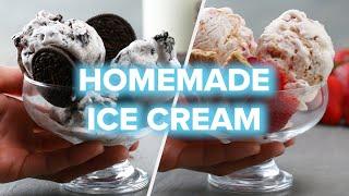 6 Homemade Ice-Cream Recipes To Beat The Heat •Tasty by Tasty