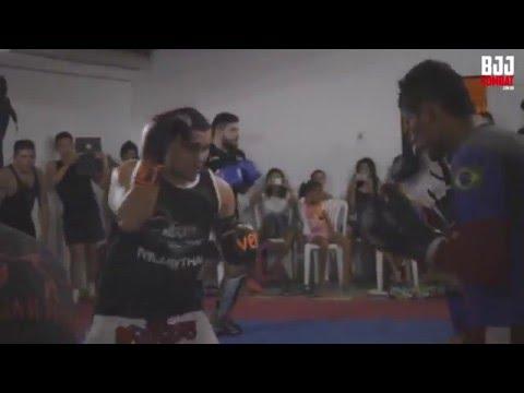 Graduação Muay Thai Jaguaruana - Gean do Vale