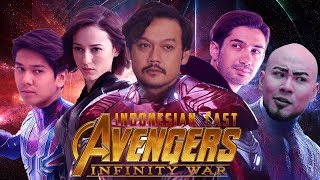 Video Avengers Infinity War INDONESIA MP3, 3GP, MP4, WEBM, AVI, FLV Juni 2018