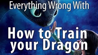 Video Everything Wrong With How To Train Your Dragon MP3, 3GP, MP4, WEBM, AVI, FLV Agustus 2018
