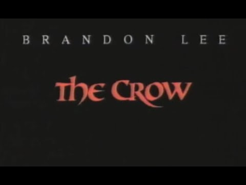 The Crow (1994) - Home Video Trailer