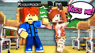 My GF asked me this in TRUTH Or DARE... || Minecraft Daycare Academy