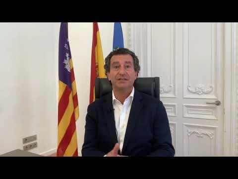 """Company: """"La negativa que les illes passin juntes a la fase 3 és un nou revés de Sánchez a Balears"""""""