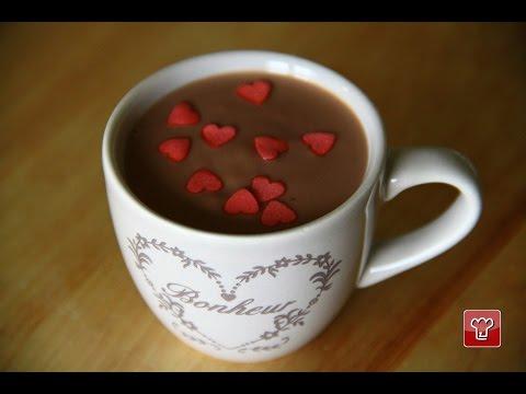 cioccolata calda alla nutella - ricetta