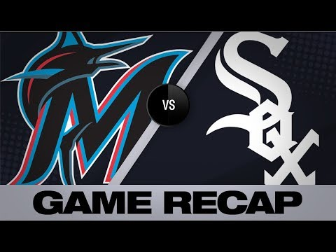 Video: Smith dominates in Marlins' 9-1 victory | Marlins-White Sox Game Highlights 7/23/19