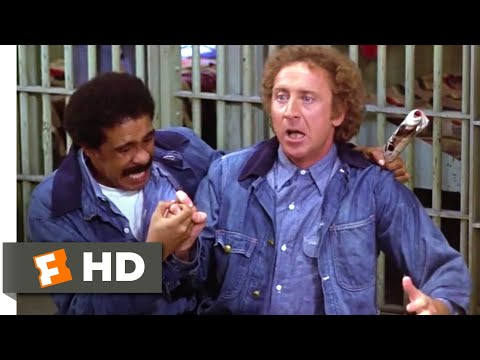 Stir Crazy (1980) - We're in Prison Scene (3/10) | Movieclips