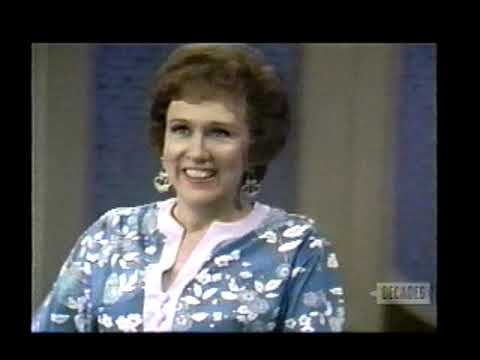1970-71 Television Season 50th Anniversary: All in the Family (Jean Stapleton '72 Cavett interview)