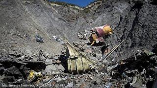 Germanwings uçağının ikinci kara kutusu bulundu