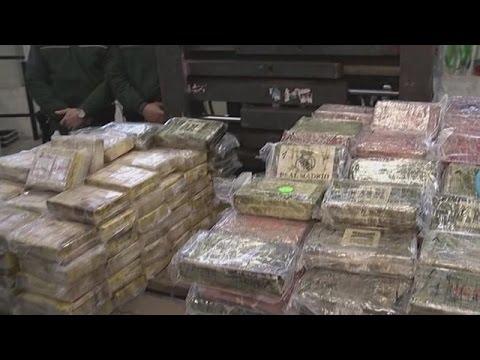 Γερμανία: Εντοπίστηκε φορτίο με 717 κιλά καθαρής κοκαΐνης