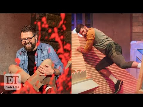 'Floor Is Lava' Host Rutledge Wood On Inspiration Behind Netflix Game Show